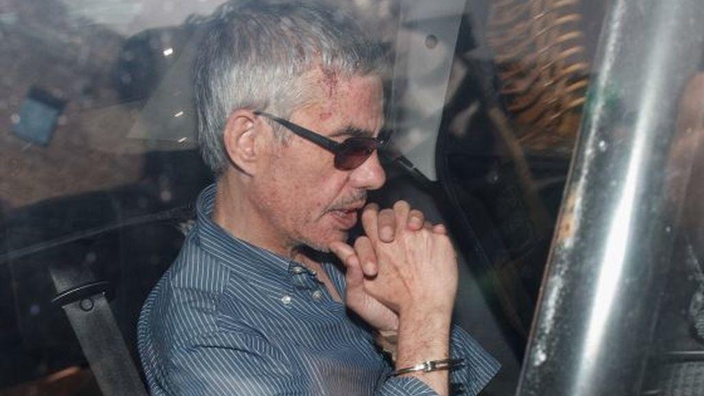 Maquinista detenido. Foto: ©Pablo Blazquez/ Getty Images