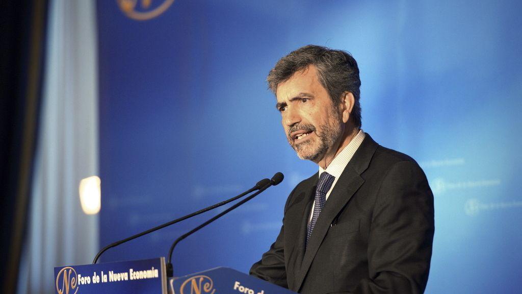 Carlos Lesmes, presidente del TS y del CGPJ
