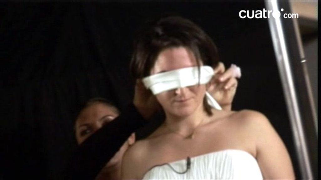 Sonrisas y lágrimas en las pruebas del vestido de novia