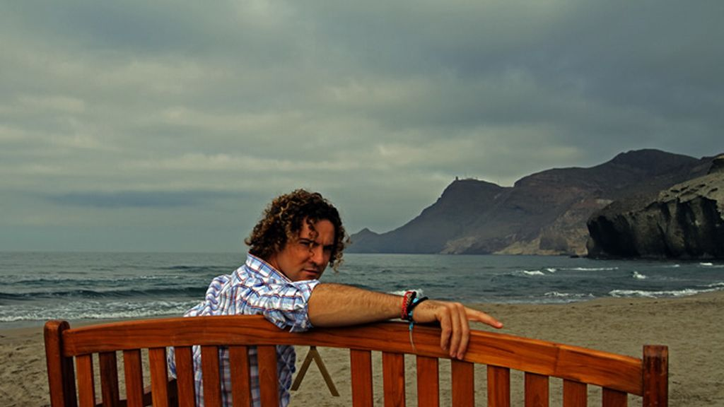 La vista favorita de David Bisbal está en el Cabo de Gata