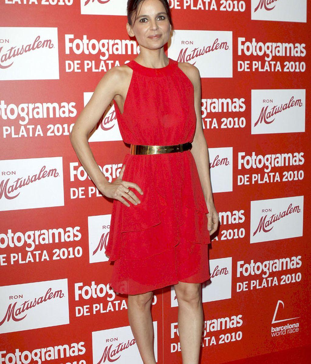 Estilismos variopintos en los premios Fotogramas
