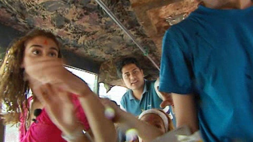 Promo Pekín Express: ¡A bofetadas en el autobús!
