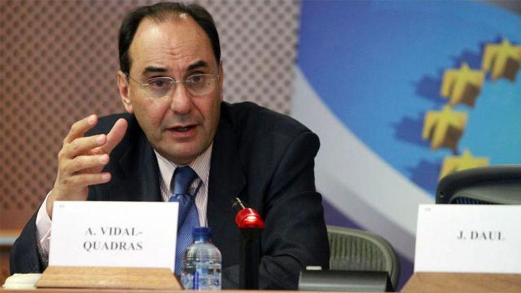 Vidal-Quadras, eurodiputado del EPP