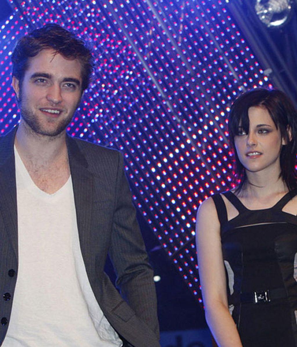 Los actores de 'Luna Nueva' invaden Múnich