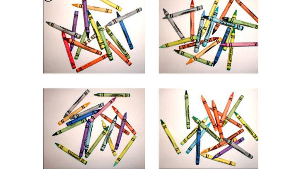 Las dificultades para distinguir combinaciones de colores