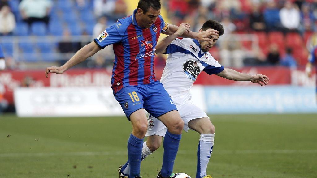 Levante - Deportivo