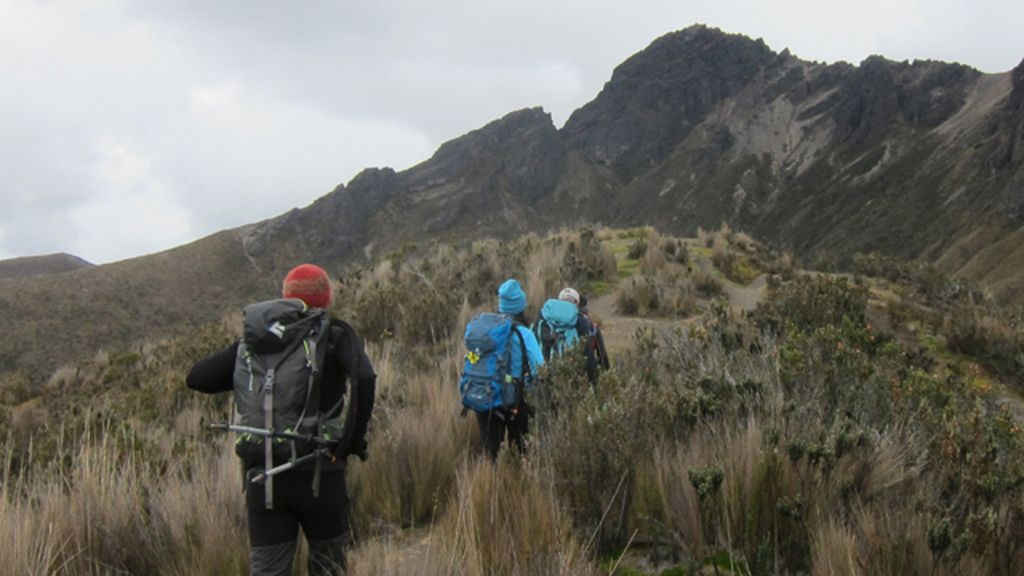 ascenso andes
