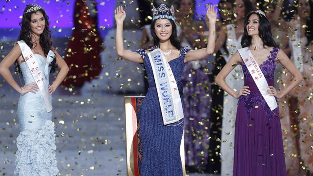 La china Wenxia YU, nueva Miss Mundo