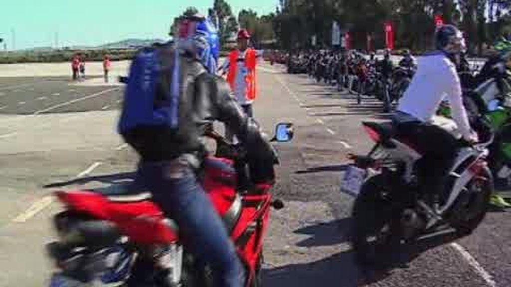 130.000 moteros en Jerez