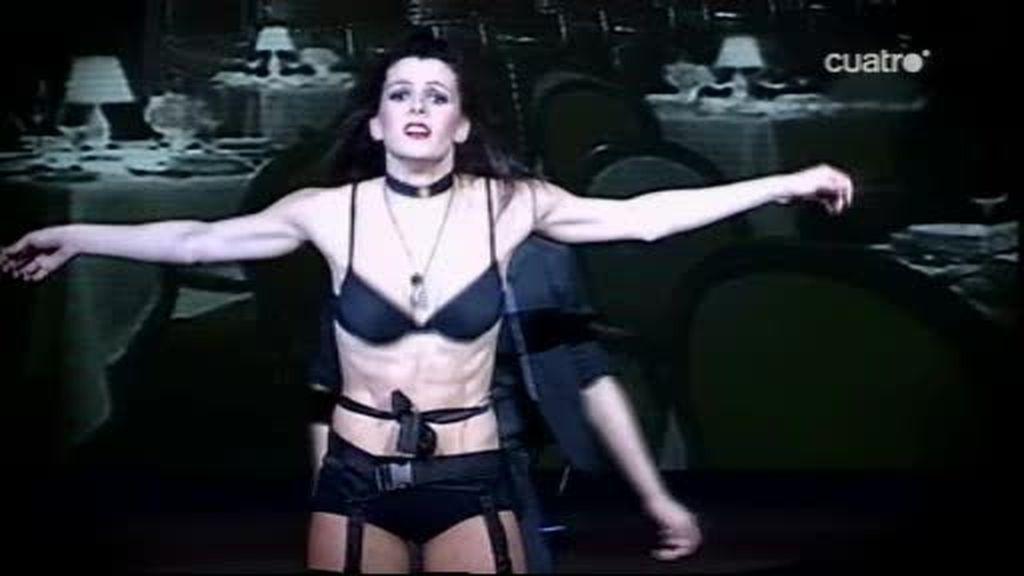 Paula y Bryan, un Broadway cargado de erotismo