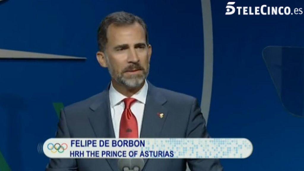 Príncipe de Asturias.