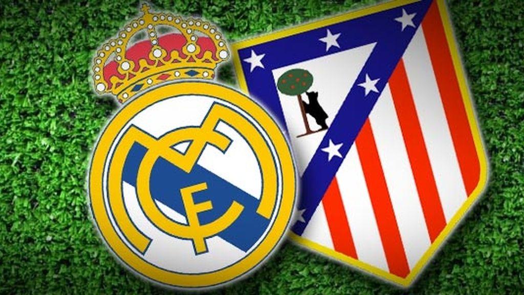 Real Madrid contra Atlético de Madrid