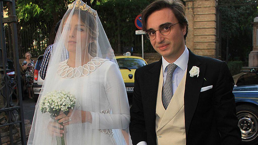 Antonio Jiménez y Amparo Susino