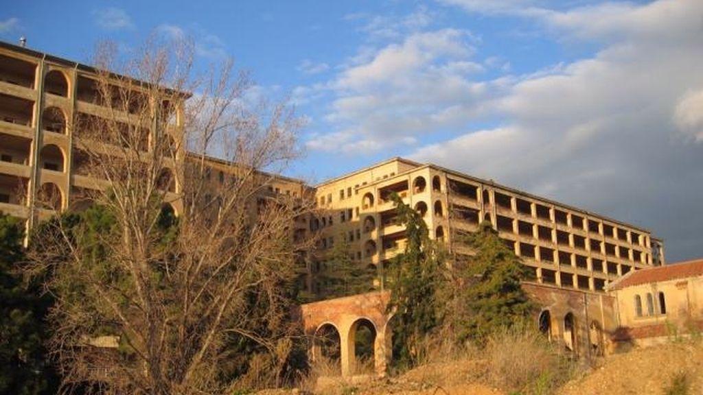 2. Hospital de Tórax (Terrasa)