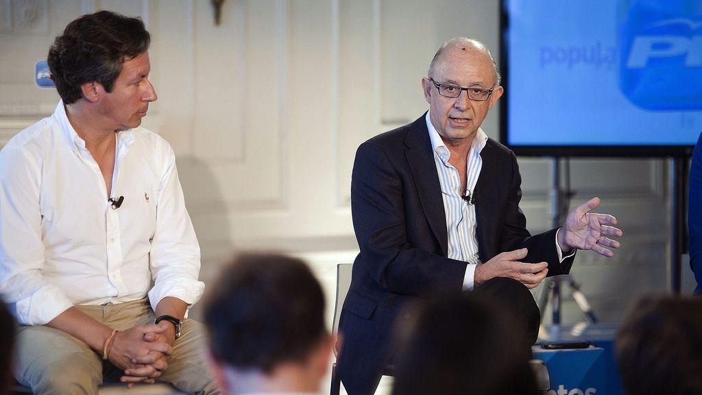 """Montoro dice que 2014 será """"el año del crecimiento y la creación de empleo"""""""