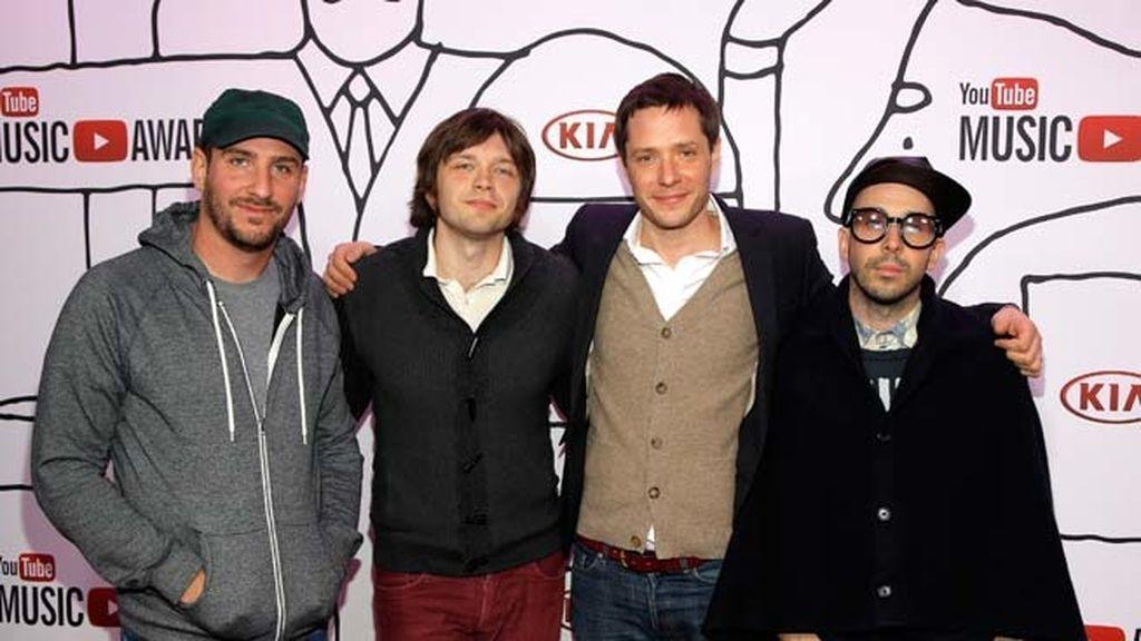 El grupo OK GO