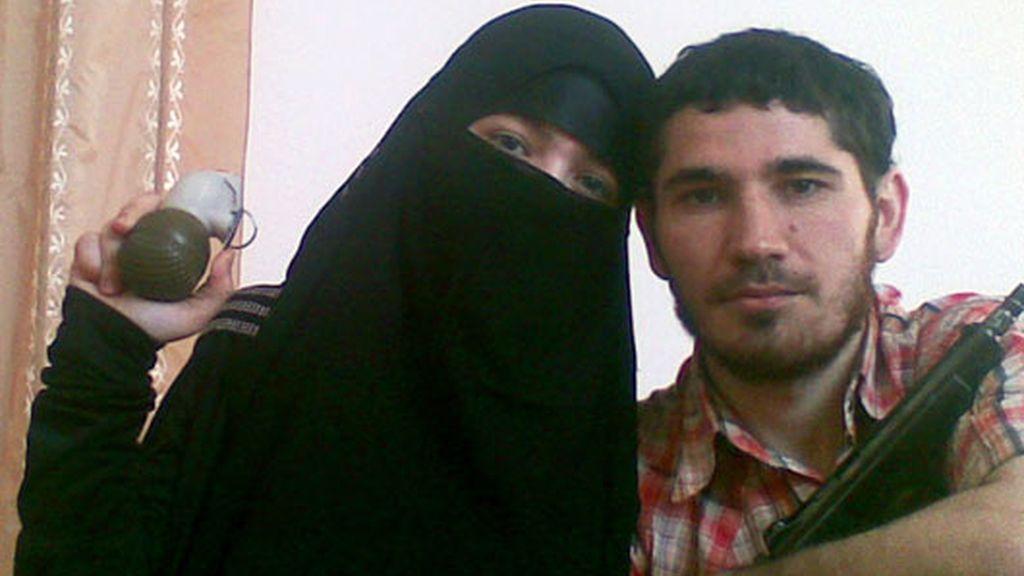 Los medios rusos aseguran que la joven viuda se habría radicalizado