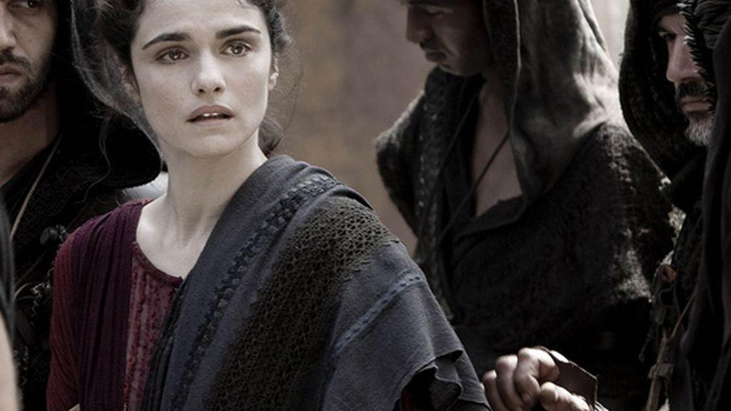 telecinco.es subasta una túnica de Hipatia de Alejandría
