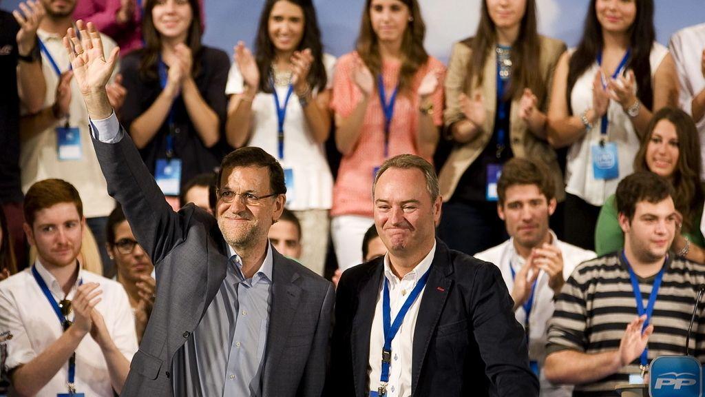 Rajoy, en Peñíscola