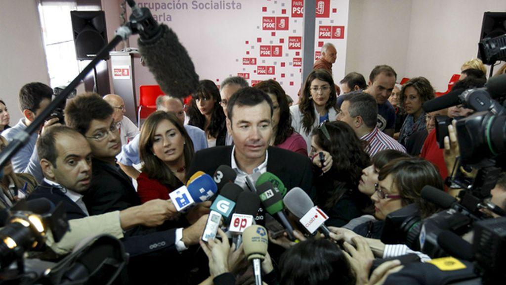 Las Primarias coronan a Tomás Gómez