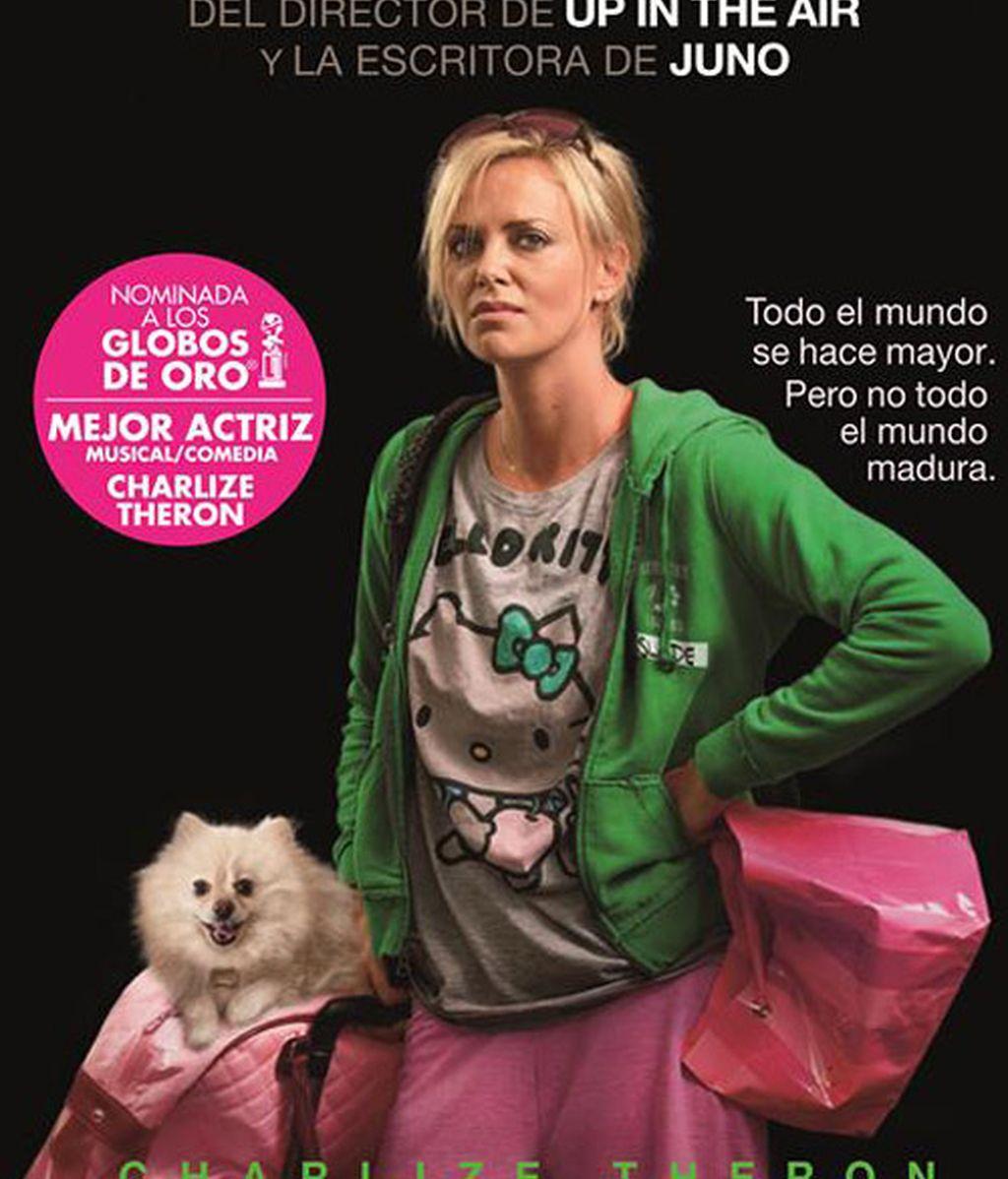 Charlize Theron, la mujer de las mil caras