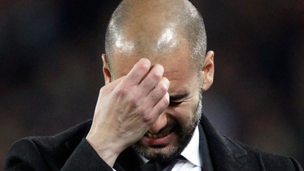 Guardiola está nervioso