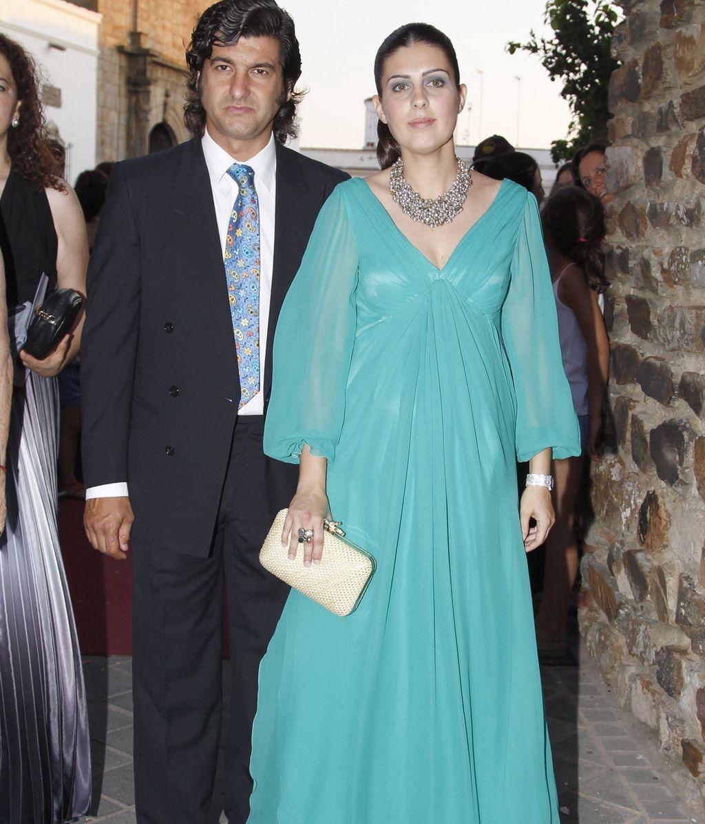 Morante de la Puebla y Elisabeth Garrido
