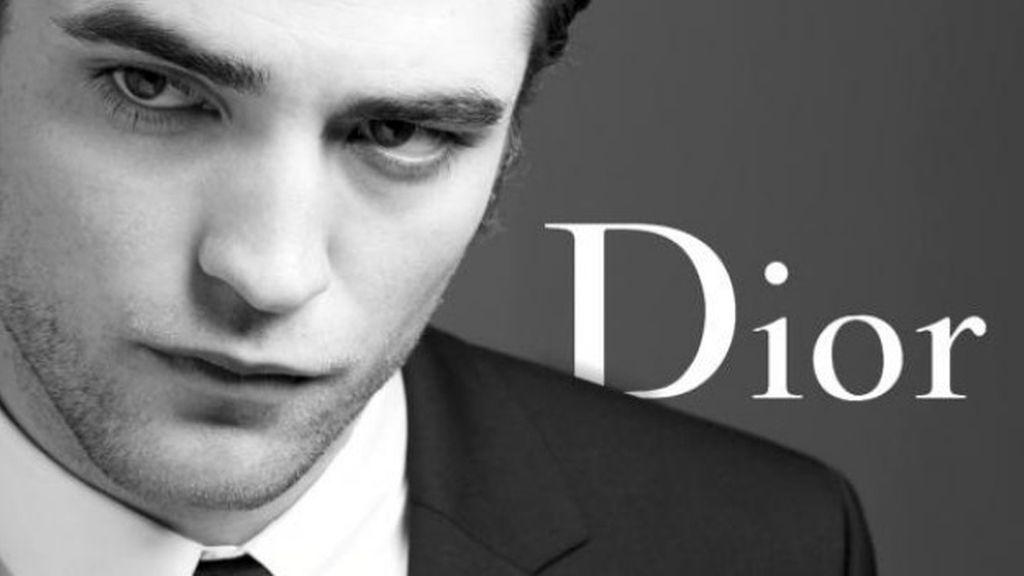 Robert Pattinson, imagen de Dior