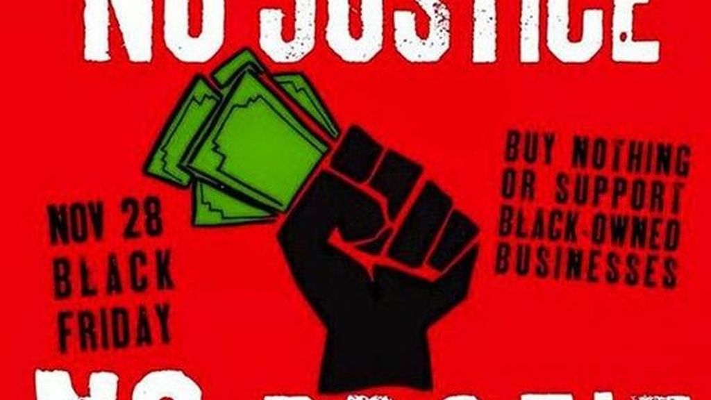 famosos contra el black friday,Kat Graham,Jesse Williams,Russell Simmons,Michael Brown,Ferguson,#BoycottBlackFriday