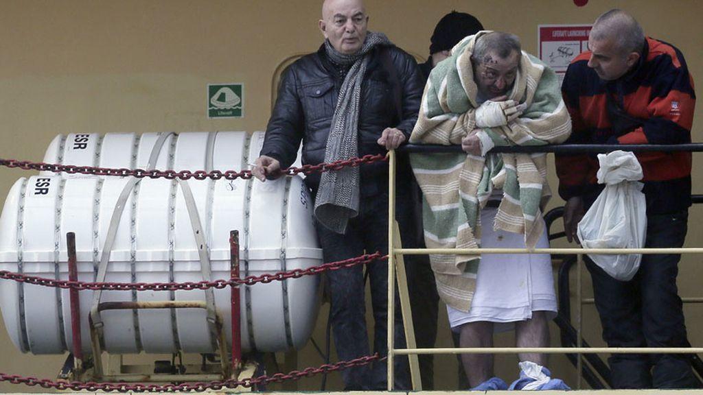 Pesadilla para los 478 pasajeros del Ferry incendiado en el Adriático