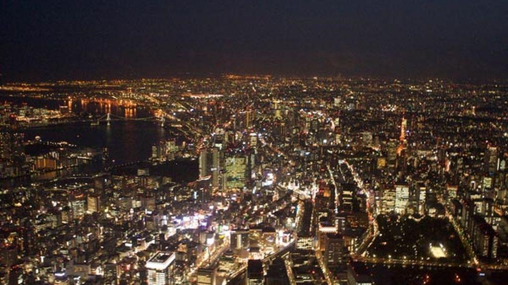 1. Tokio (Japón) 35.197.000 habitantes