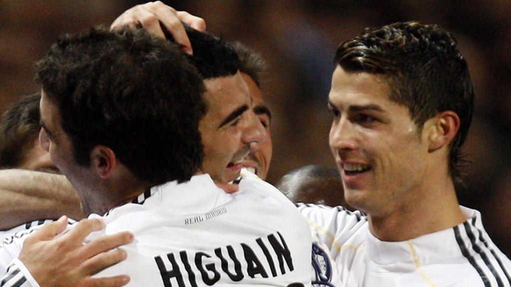 El Madrid se clasifica como primero de grupo
