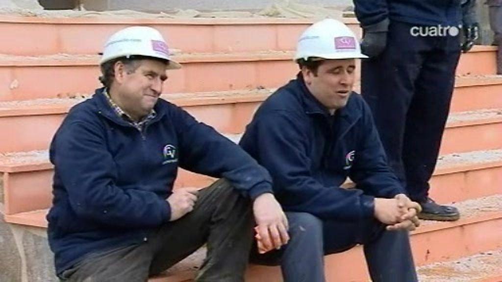 CQC somete a Florentino Fernández a trabajos forzados