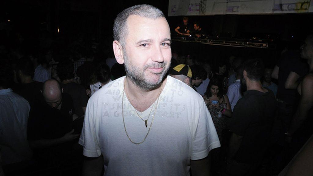 El director de cine Félix Sabroso