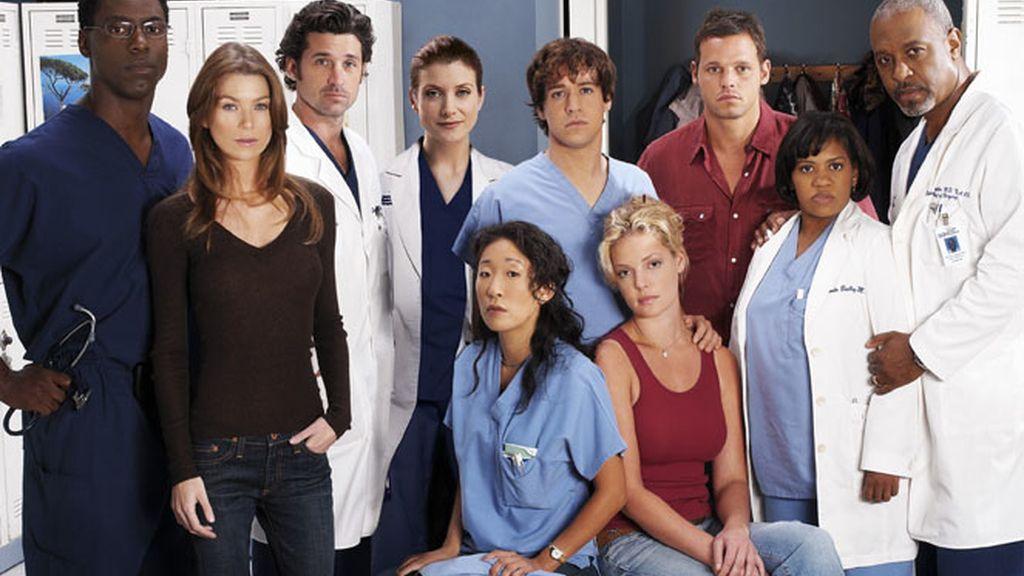 Segunda temporada. Anatomía de Grey