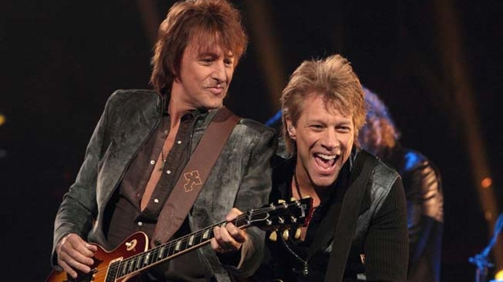 El guitarrista Richie Sambora abandona a Bon Jovi