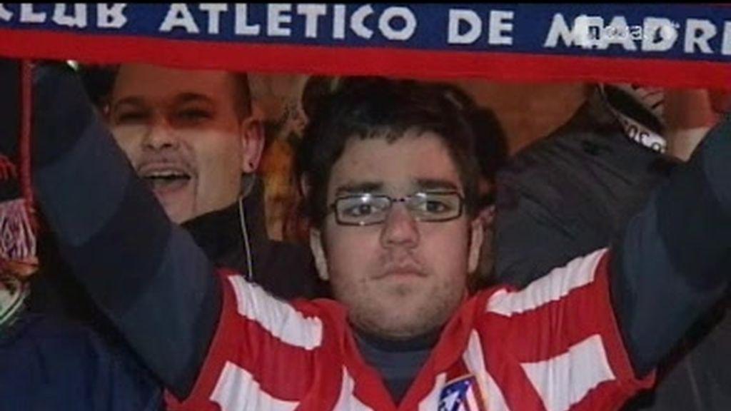 El Atlético vuelve a aspirar a un título diez años después