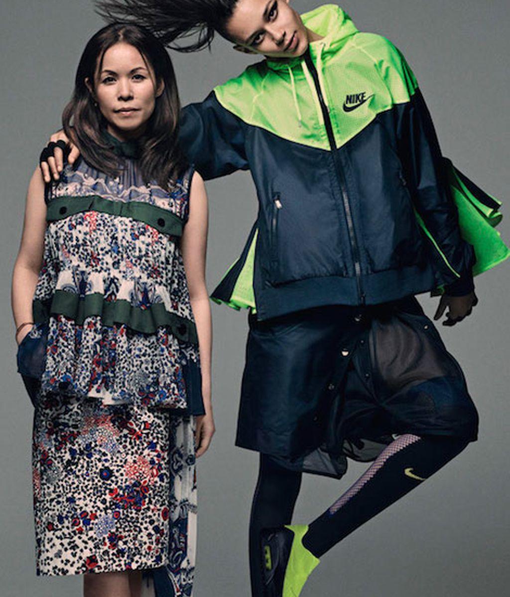 Nike lanza una colección en colaboración con Sacai