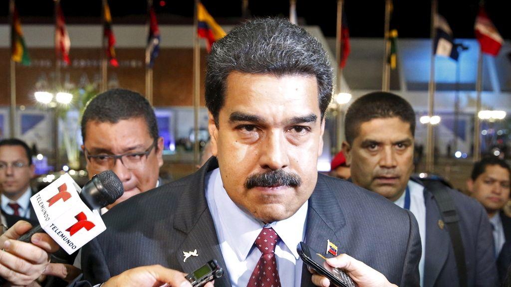 """Maduro advierte a Obama de su legado de """"desprecio y silencio"""" con Venezuela"""
