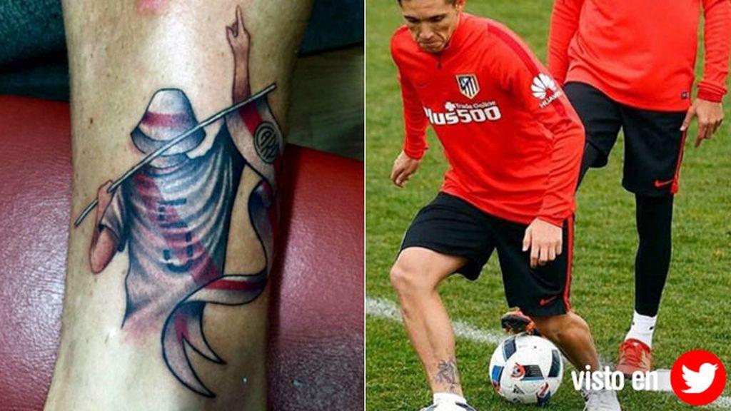 Kranevitter, Atletico de Madrid, River Plate