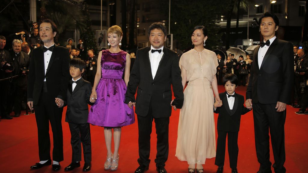 Reparto de la película japonesa 'Soshite Chichi ni naru'
