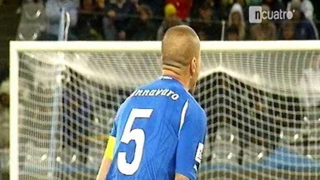 El 'gladiador' Cannavaro
