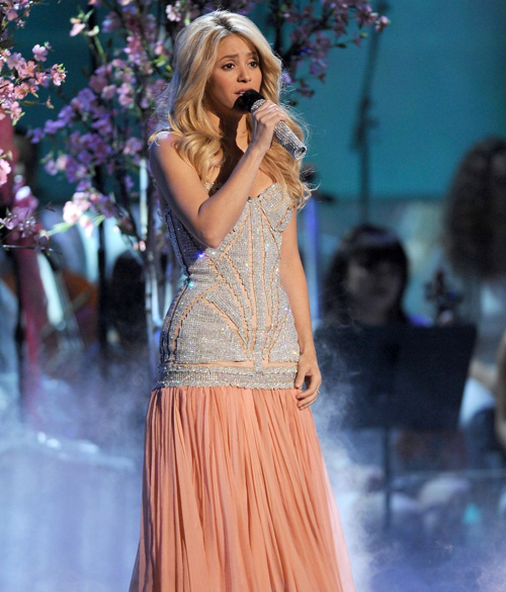 Shakira Grammy