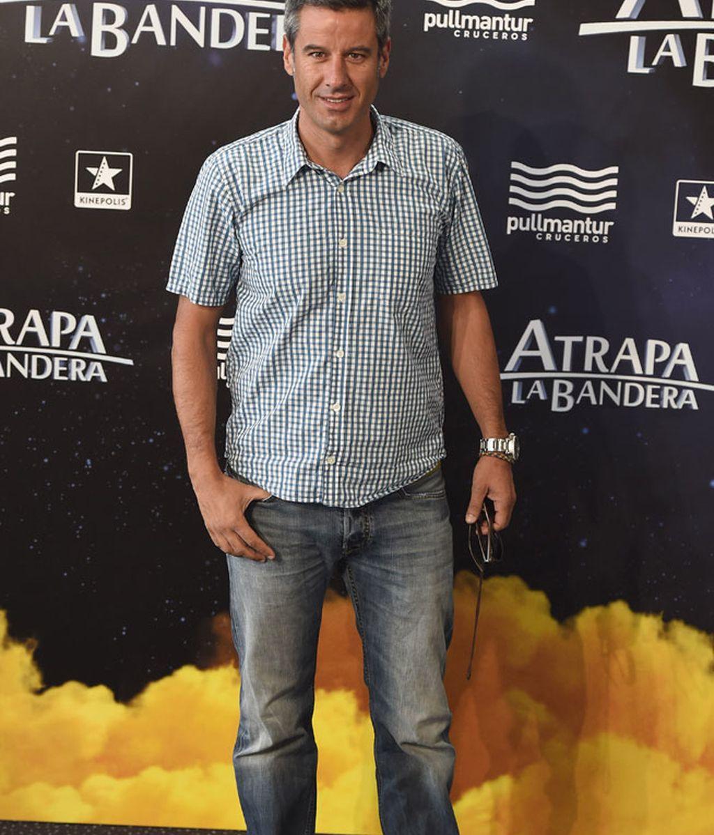 El reportero y periodista, Nico Abad