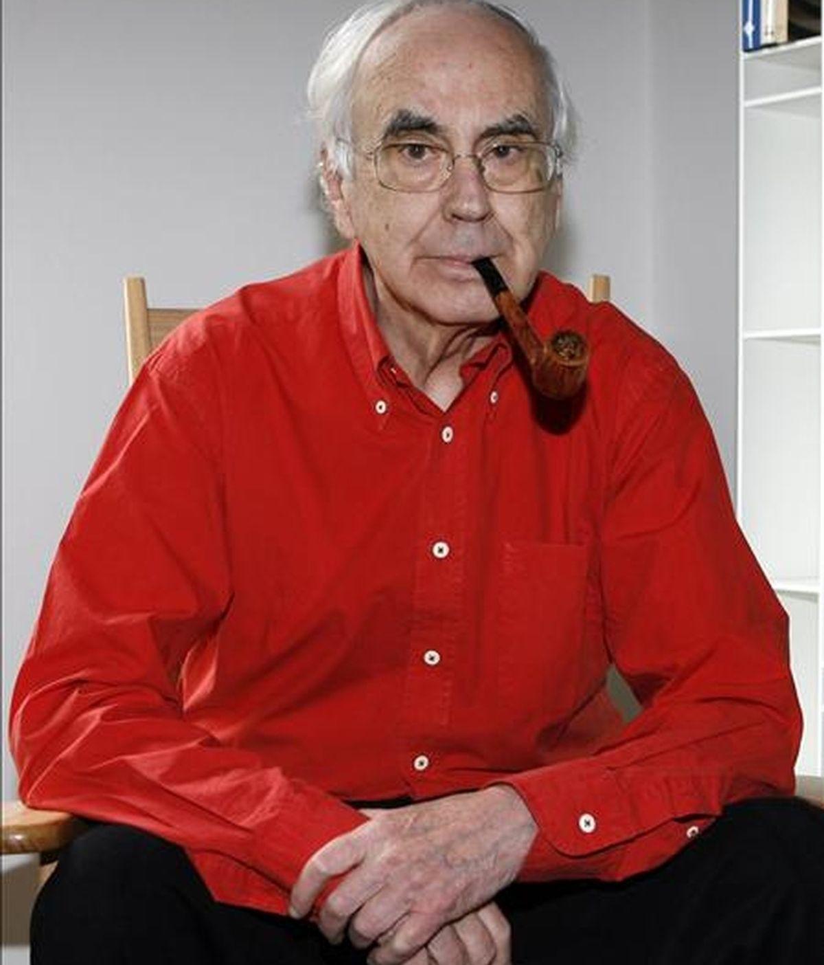 El escritor Josep Maria Espinàs. EFE/Archivo
