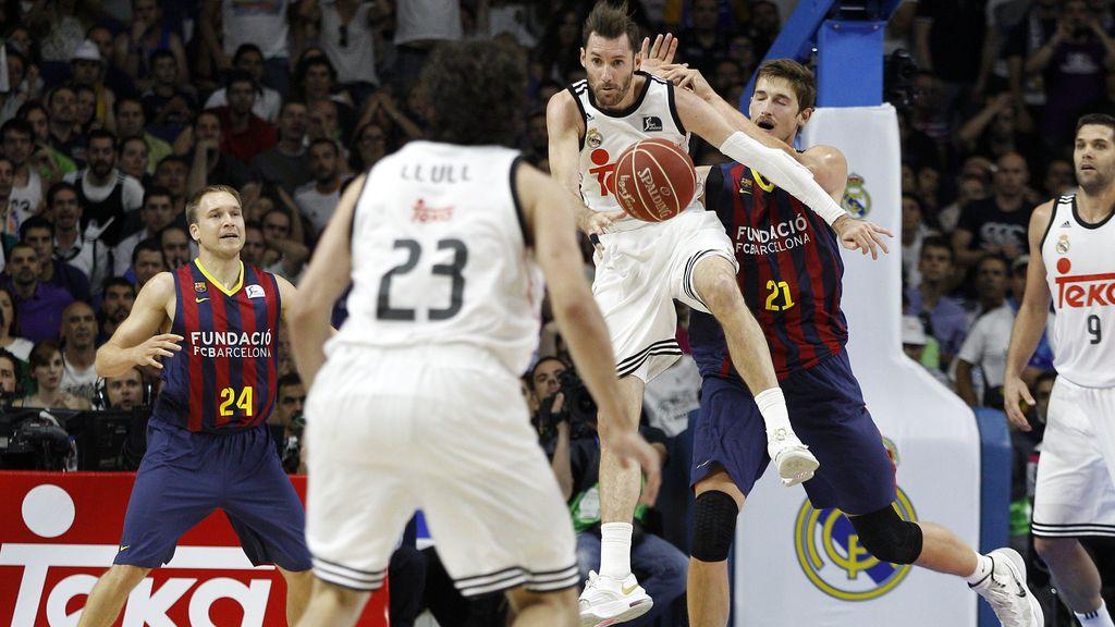 Llul hunde al Barcelona
