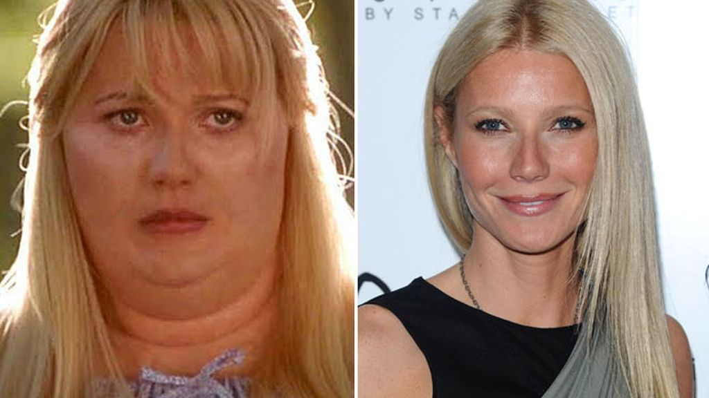 Los actores y actrices pierden su lado más divinity por sus papeles