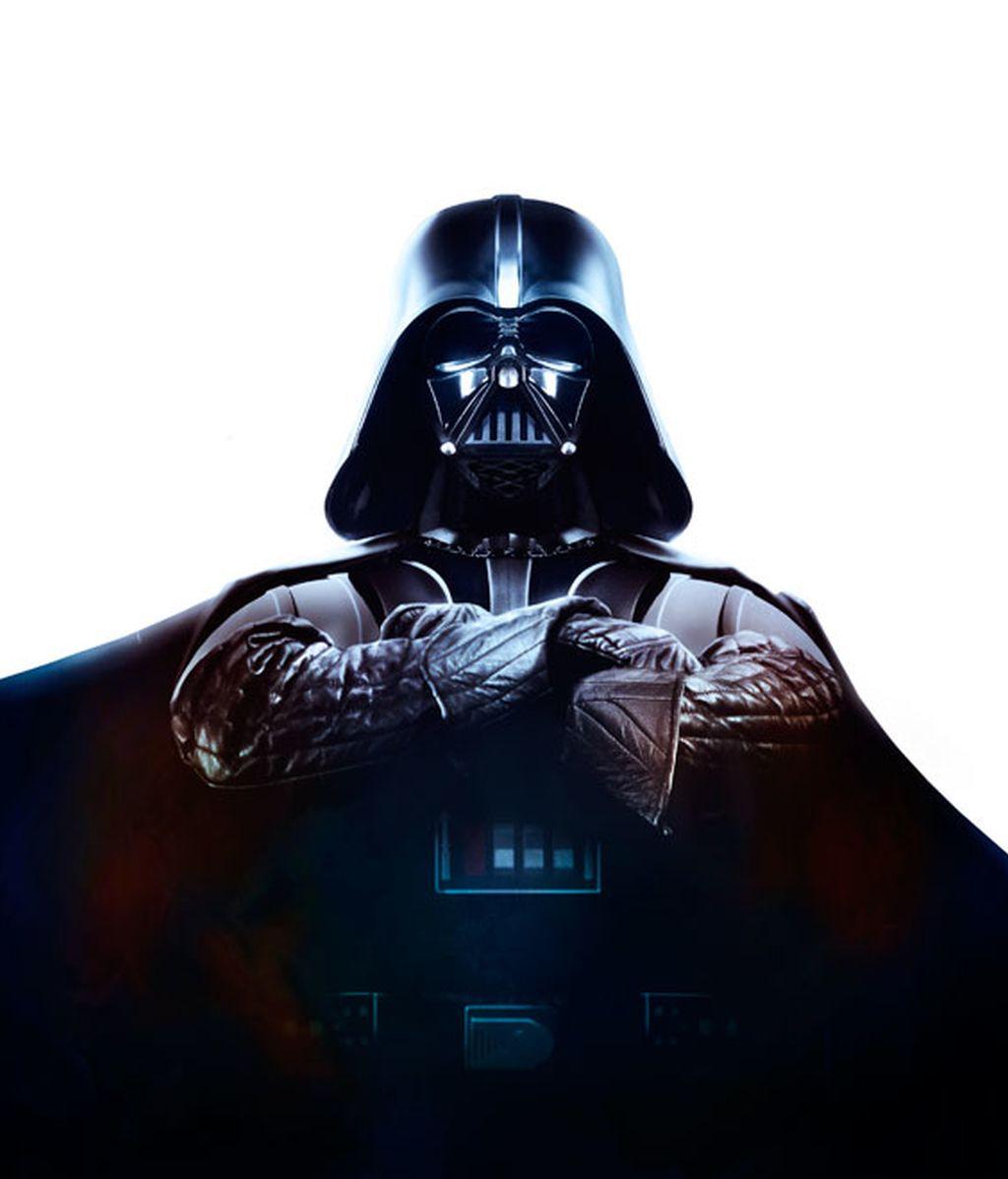 Darth Vader te vigila