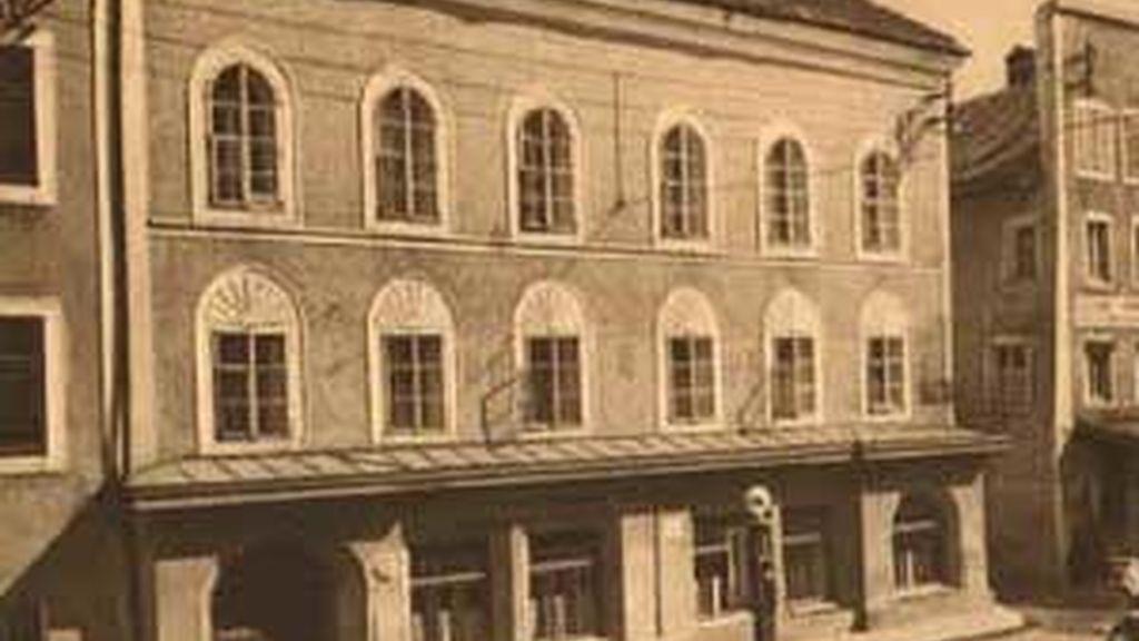Imagen de la casa en venta.