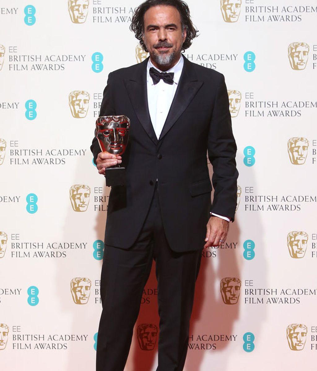 El director Alejandro González Iñárritu
